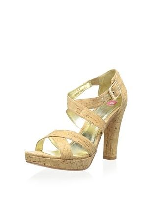82% OFF Elaine Turner Women's Sophia Heel (Cork)