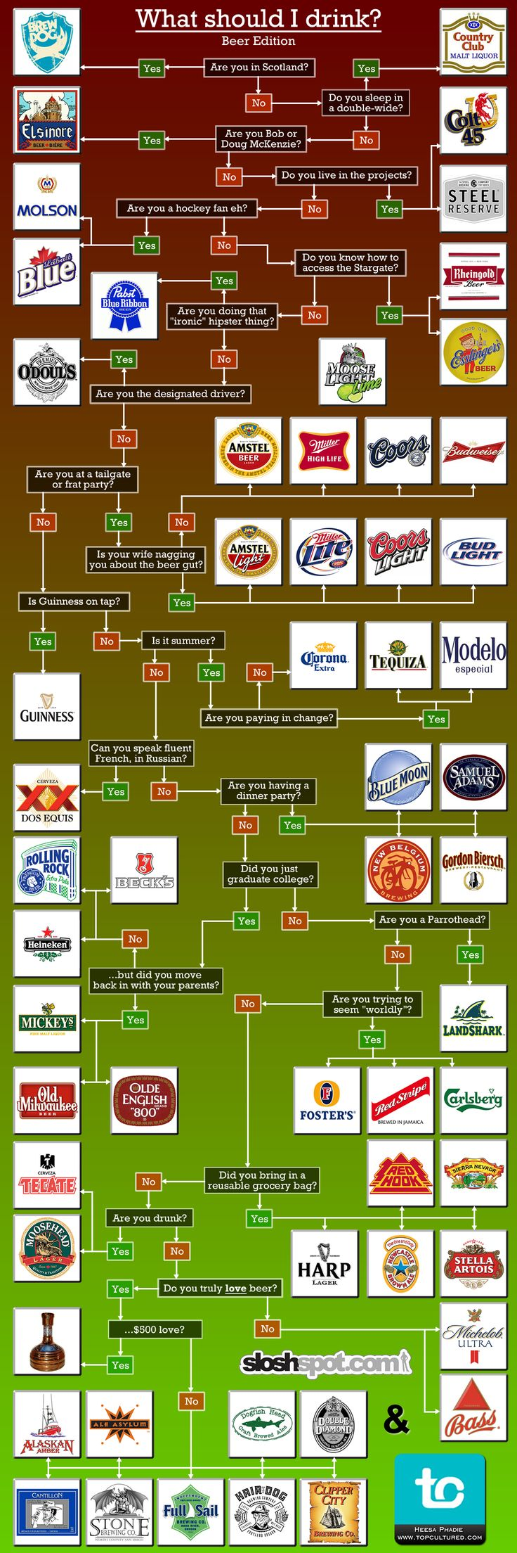 Which Beer Should I Drink?