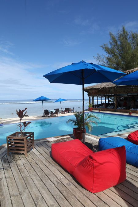 Manuia Beach Resort, Rarotonga - copyright www.belindabrownphotography.co.nz
