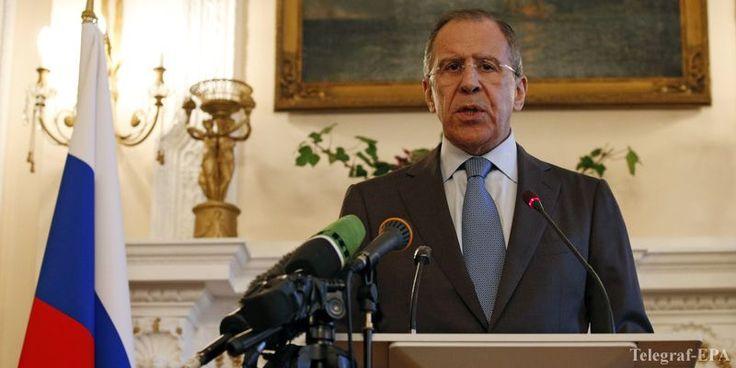 Лавров: Россия против вступления Украины в НАТО http://telegraf.com.ua/ukraina/politika/1281433-lavrov-rossiya-protiv-vstupleniya-ukrainyi-v-nato.html