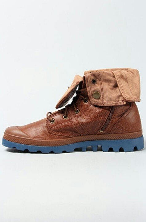 Paladium boots :) so we can camp in style!