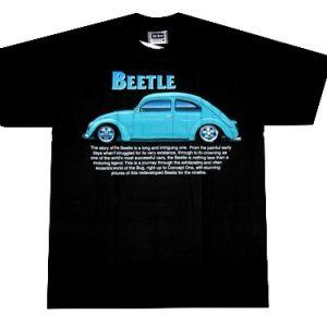 VolksWagen Beetle футболка