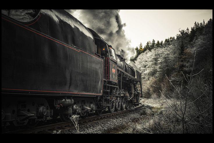 old train - Czech Republic