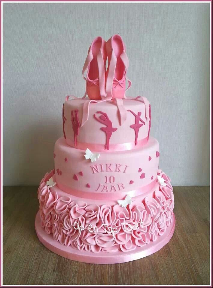 854 best images about ballerina cakes on pinterest for Ballerina cake decoration