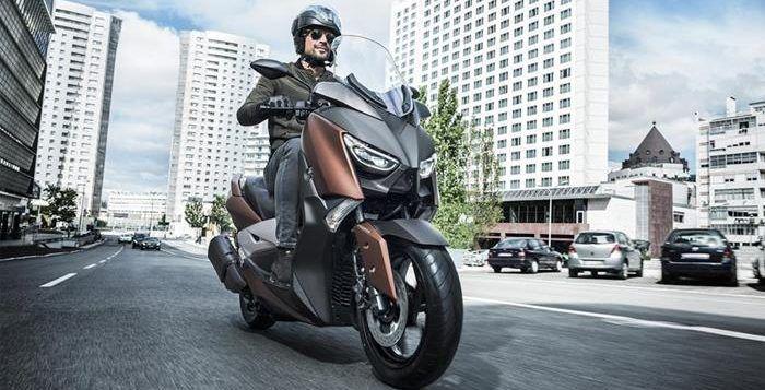 Spesifikasi Yamaha Xmax Indonesia 2017