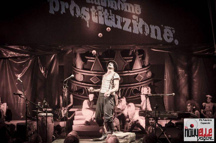 """Adriano Falivene """"Gnegno"""" in Dignità Autonome di Prostituzione"""