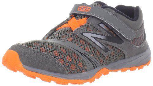 New Balance KV20 Minimus Cross Training Shoe (Infant/Toddler) New Balance. $44.95. 75% leather/25% mesh. Rubber sole