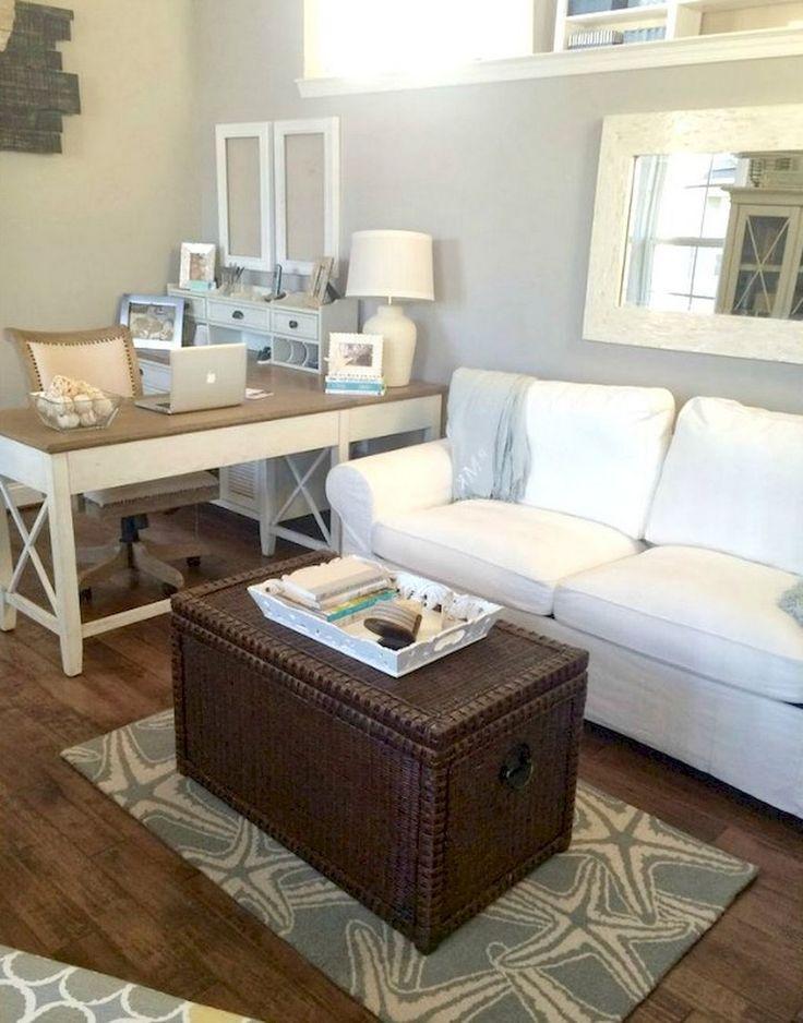 Small Living Room Office Ideas: 50+ Delightful Modern Living Room Decorating Ideas