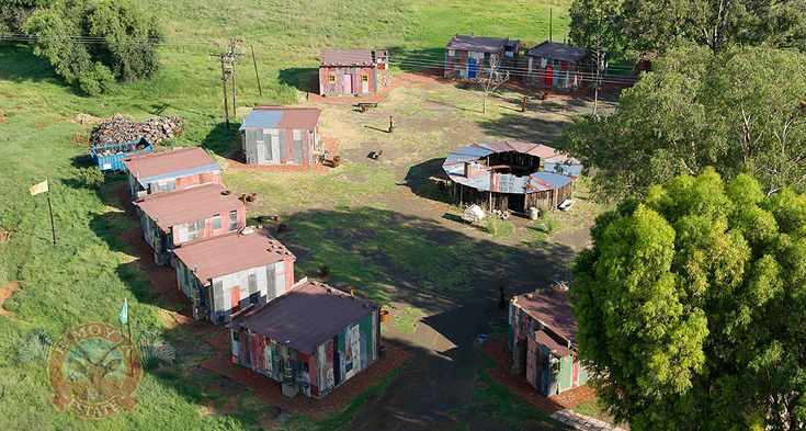 Shanty Town - South Africa
