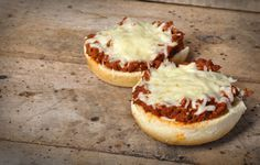 School Cafeteria's Pizza Burger Recipe - Food - GRIT Magazine