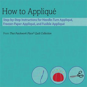 Lots of FREE ebooks amnd more here   How to applique http://blog.shopmartingale.com/quilting-sewing/52-quilting-tutorials/