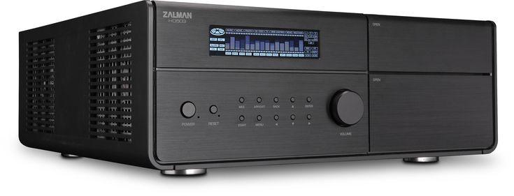 Zalman hd503 HTPC case