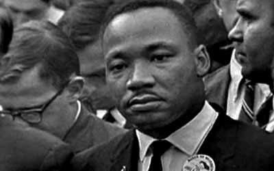The radical gospel of Martin Luther King