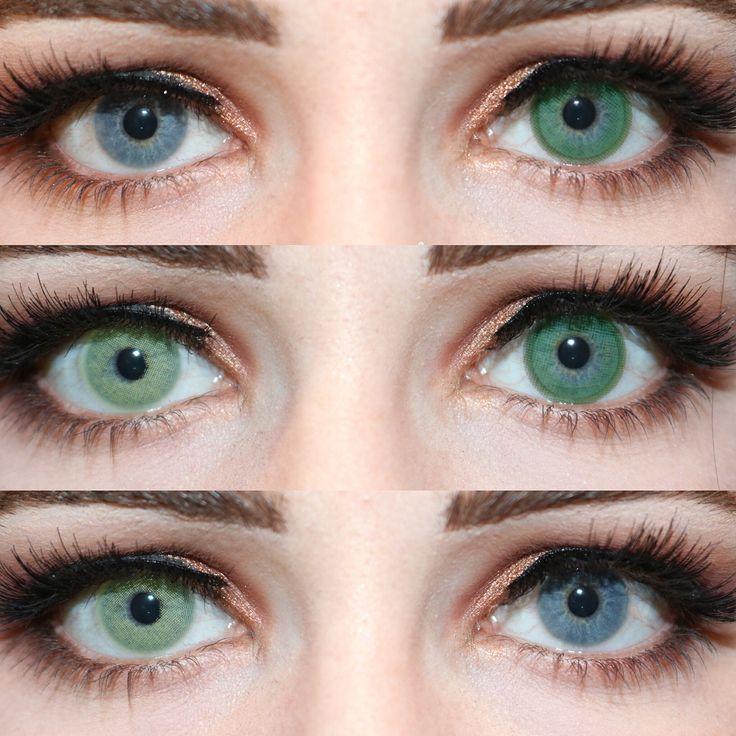 ставят середину оттеночные линзы для карих глаз фото понимал