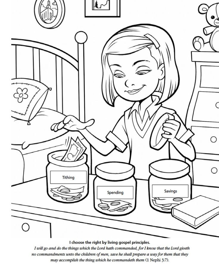 17 best images about ten commandments on pinterest for Keep the commandments coloring page
