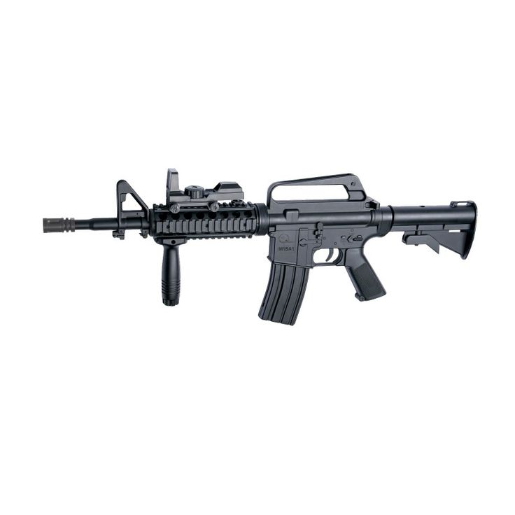 SoftGun Gevær Manuel M15 A1 Carbine