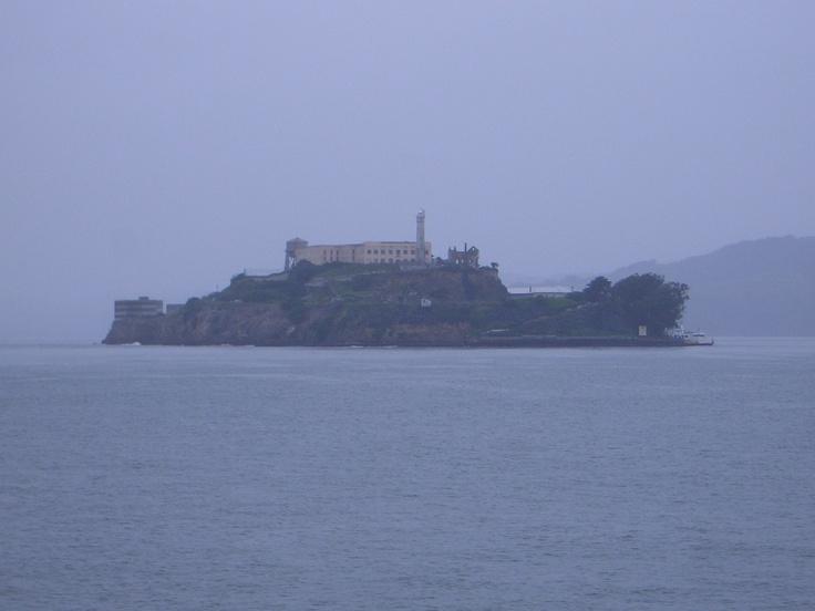 Baia di San Francisco - Alcatraz  - USA