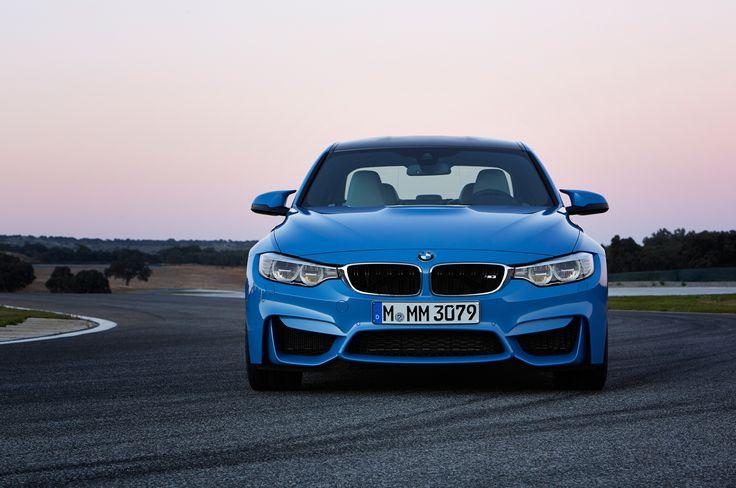 2015 BMW M3 reviews