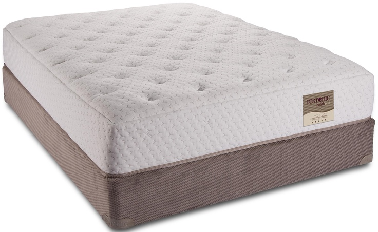 HealthRest Caprina Queen Latex Mattress and Box Spring by