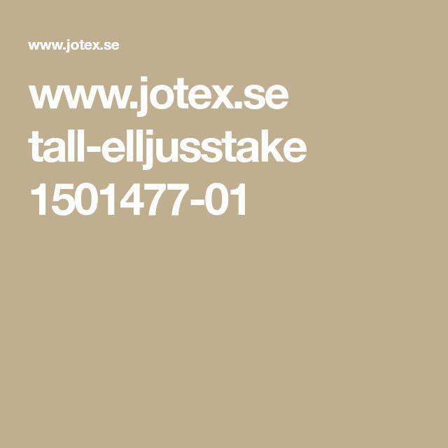 www.jotex.se tall-elljusstake 1501477-01