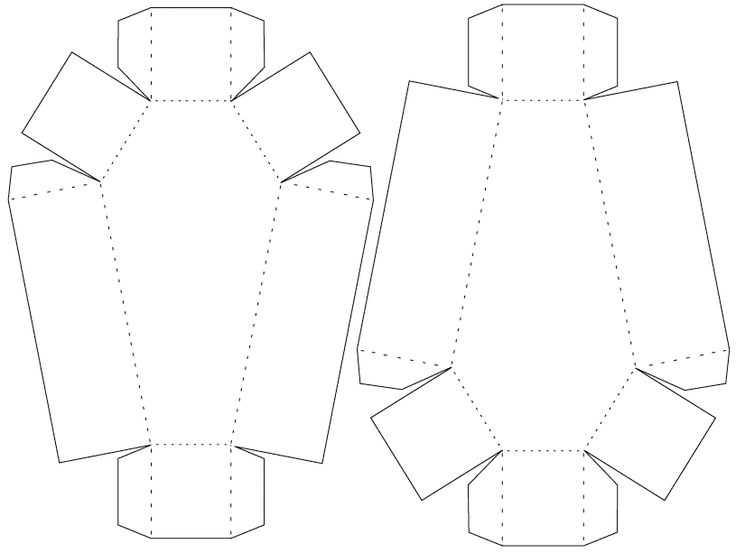 Box Templates Free | Here is your Cut File – formats included are ai, dxf, GSD, pdf & svg ...