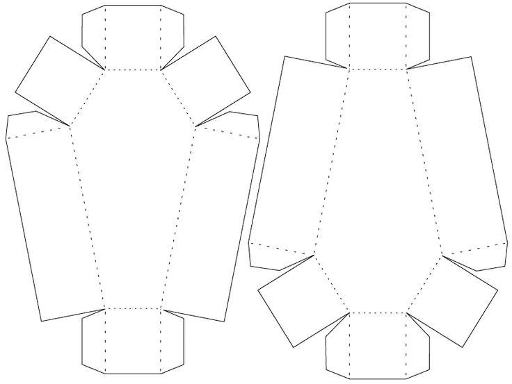 best 25 box template printable ideas on pinterest
