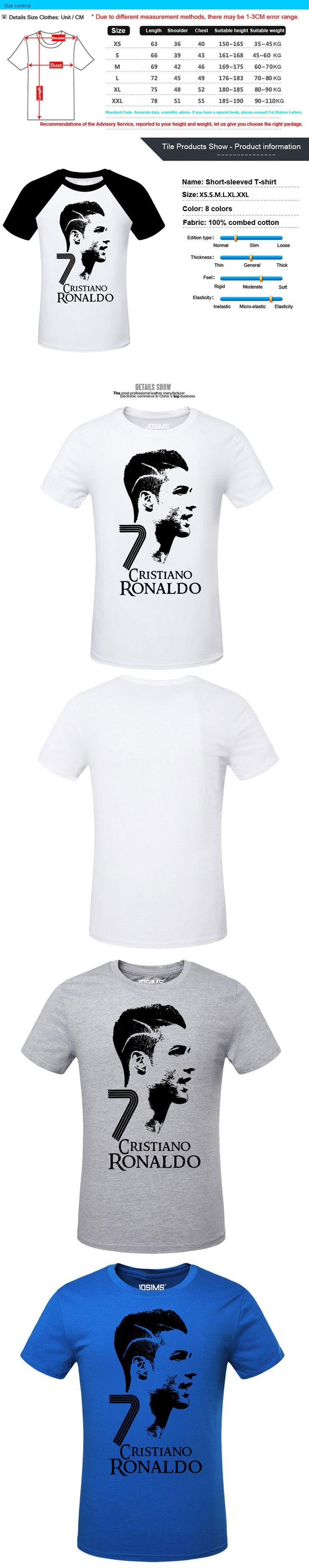 Decorative Buy A Cristiano Ronaldo T-shirt Real Madrid Cotton Tshirt