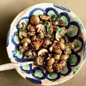 Balsamico-champignons