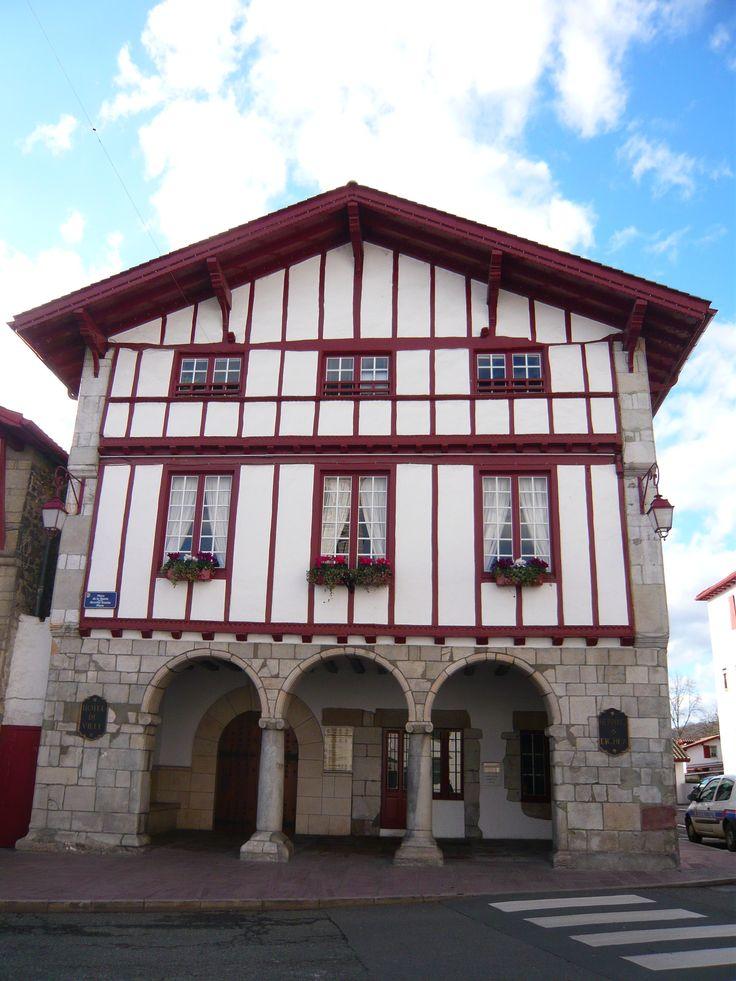 Urrugne, pays basque