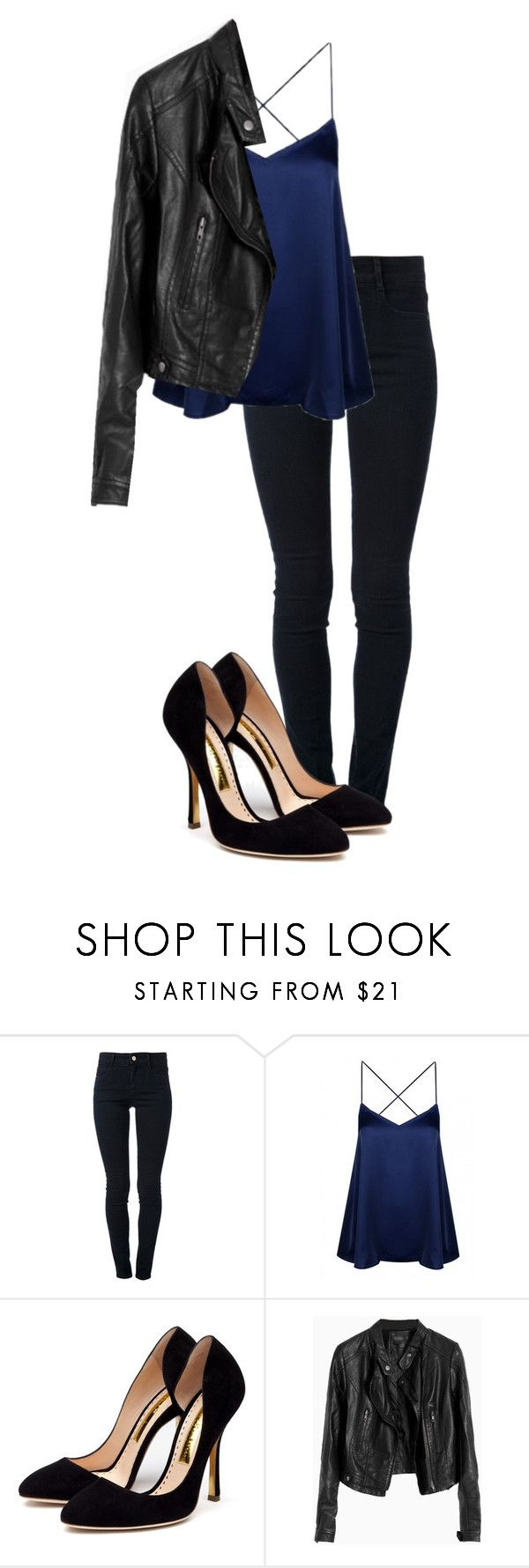 """Davina Kingsley"" by deer-stiles ❤ liked on Polyvore featuring STELLA McCARTNEY and Rupert Sanderson"
