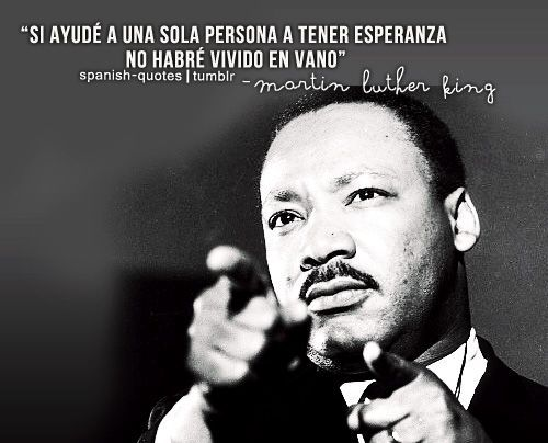 1000+ ideas about Frases De Luther King on Pinterest | Martin Luther, Frases and Imagenes Sobre