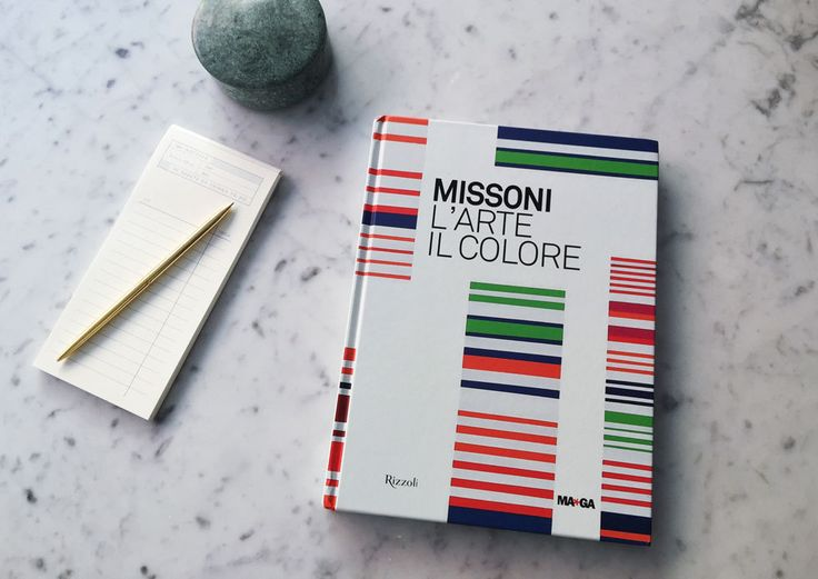 Pieces and Places Missoni