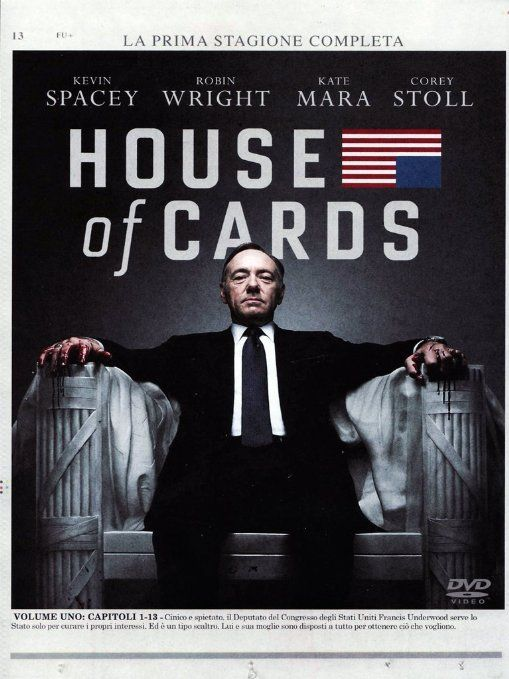 House Of Cards - La prima stagione