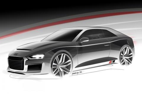 2014 - the 600bhp Audi Quattro to return