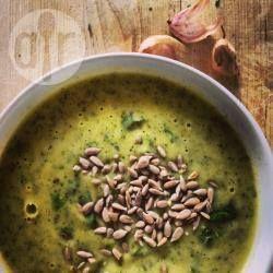 Zupa z pieczonej cukinii @ allrecipes.pl