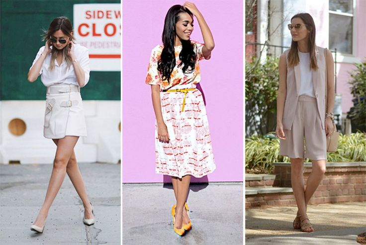30 Casual-Friday Outfits for Summer