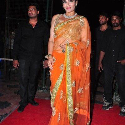 Raveena Tandon at TSR TV9 National Film Awards