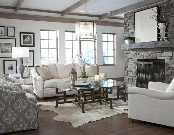 Very clean look with the gray accents - Huntington House ...
