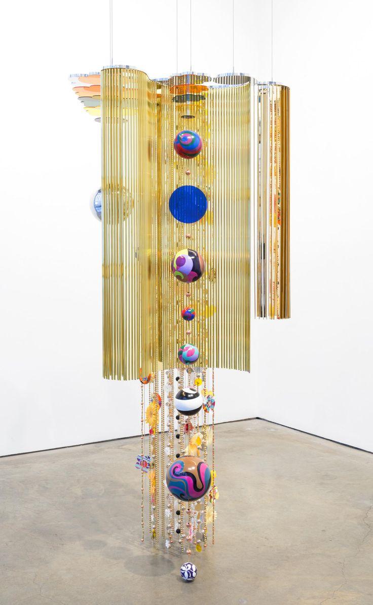 Beatriz Milhazes - Exhibitions - James Cohan Gallery