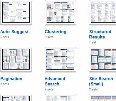smashing mag: 40 UI,  niche UI websites and UI flickr groups