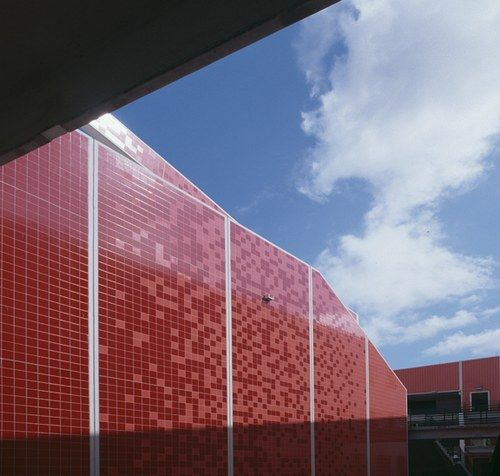 Ceramic Wall Cladding : Best images about exterior cladding on pinterest