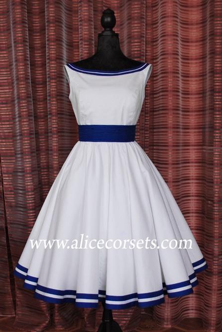 Размер 50 платье в стиле 50 х годов
