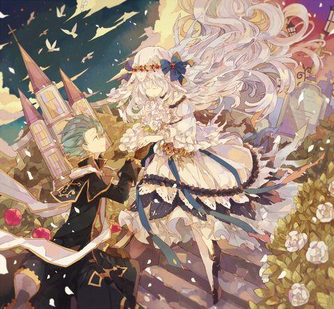 「いつかの夢」/「水々」のイラスト [pixiv]