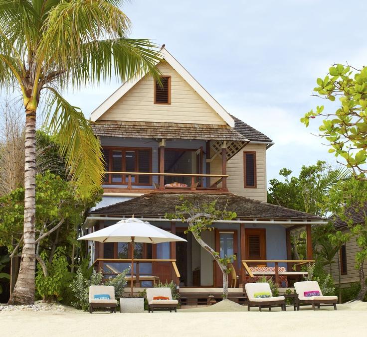 Luxurious Goldeneye Hotel in Jamaica
