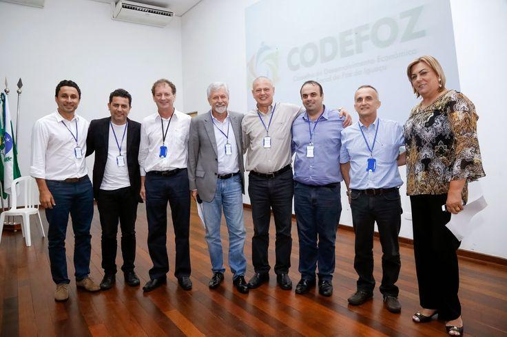 TV Foz em Destaque: Codefoz elege nova mesa diretora