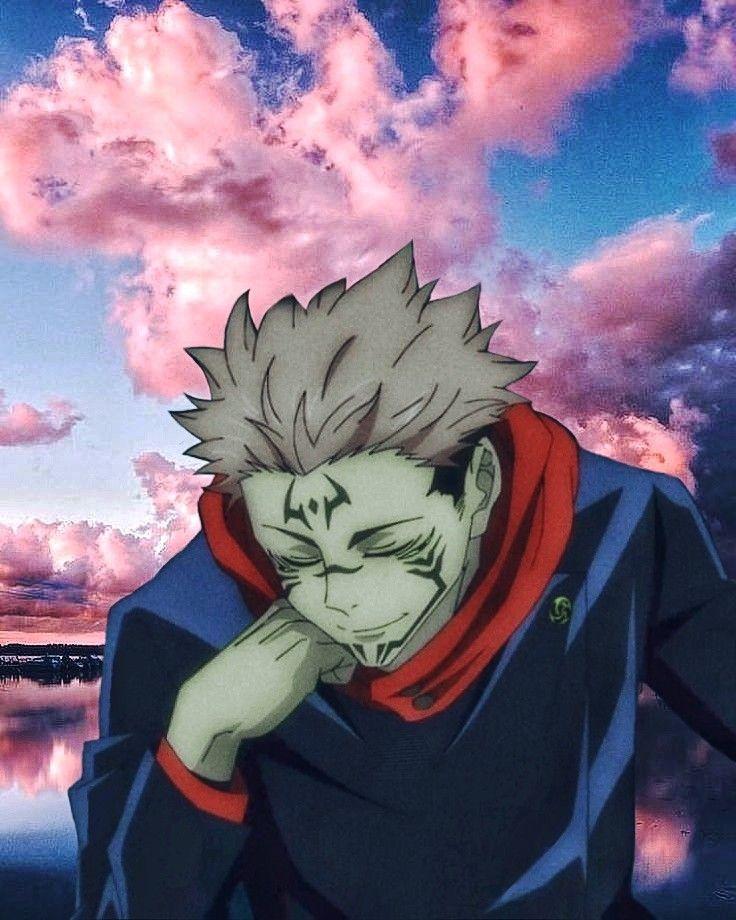 Sukuna Ryoumen Jujutsu Disney Wallpaper Anime