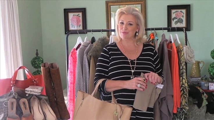 A fun video on the importance of Neutrals in the wardrobe! xo