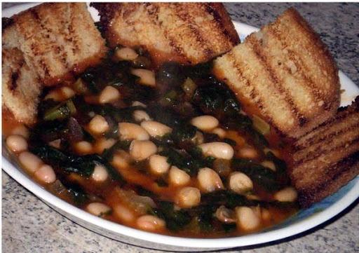 zioda': Zuppa di Bietole e Cannellini