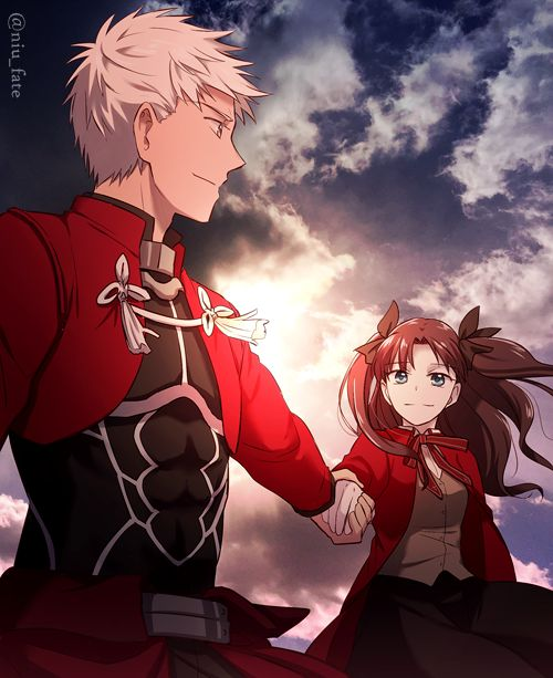 rin and archer relationship poems