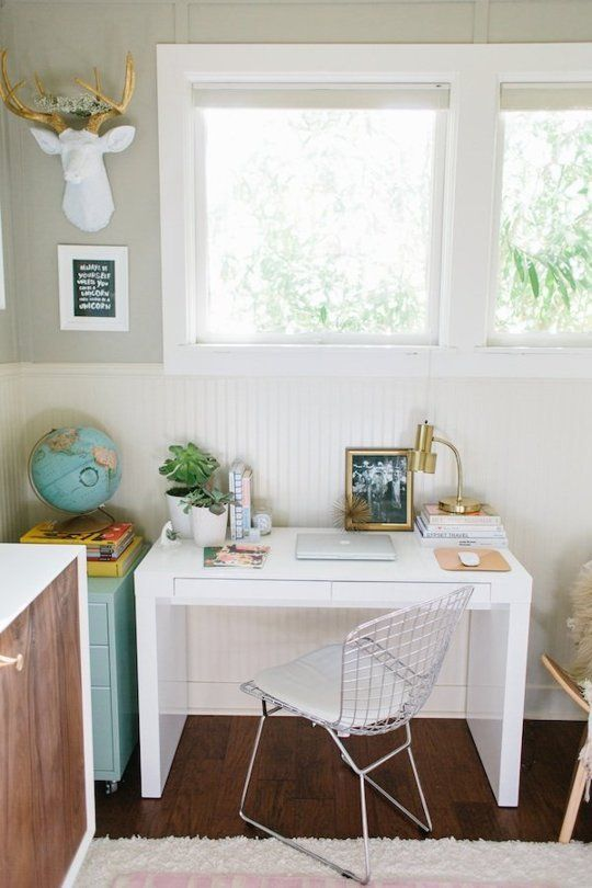 Best 25+ Nursery office combo ideas on Pinterest | Grey kids ...